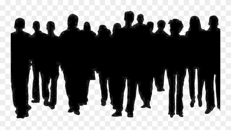 Crowd Of People Clipart Clip Art.