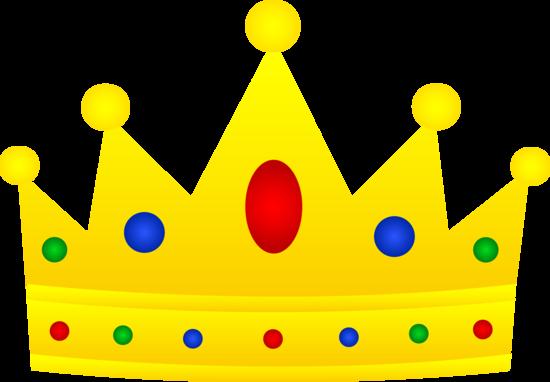 Royal Crown Clip Art.