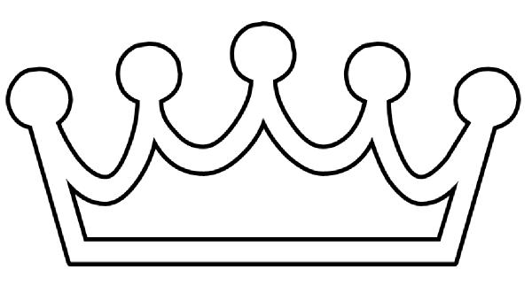 39+ Crown Outline Clip Art.