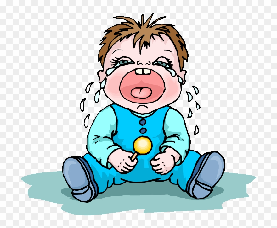 Cry Clipart Crying Infant The Crying Boy Clip Art.