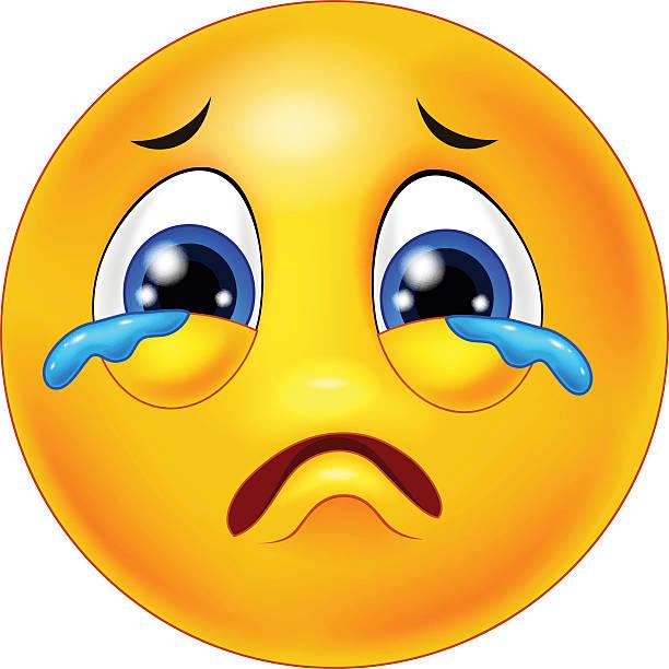 Best Crying Emoji Illustrations, Royalty.