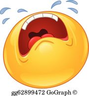 Crying Clip Art.