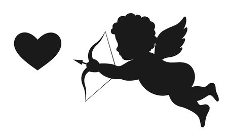 13,735 Cupid Arrow Cliparts, Stock Vector And Royalty Free Cupid.