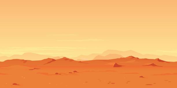 Best Desert Illustrations, Royalty.