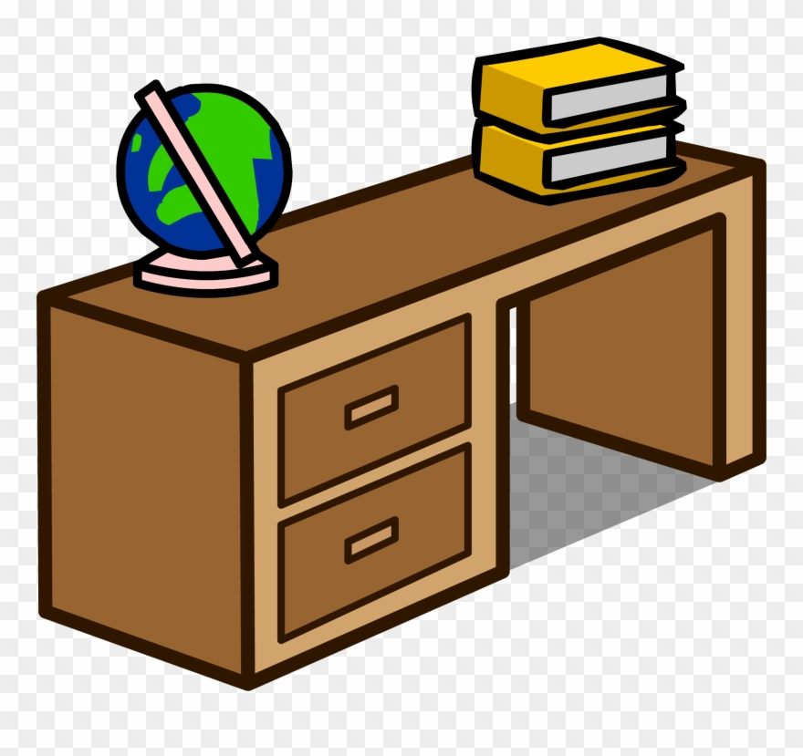 Image Desk Change Clipground Filestudent Sprite Png.