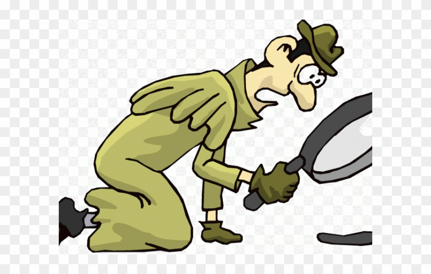 Tool Clipart Detective.