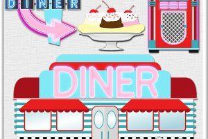 Clipart diner 7 » Clipart Portal.