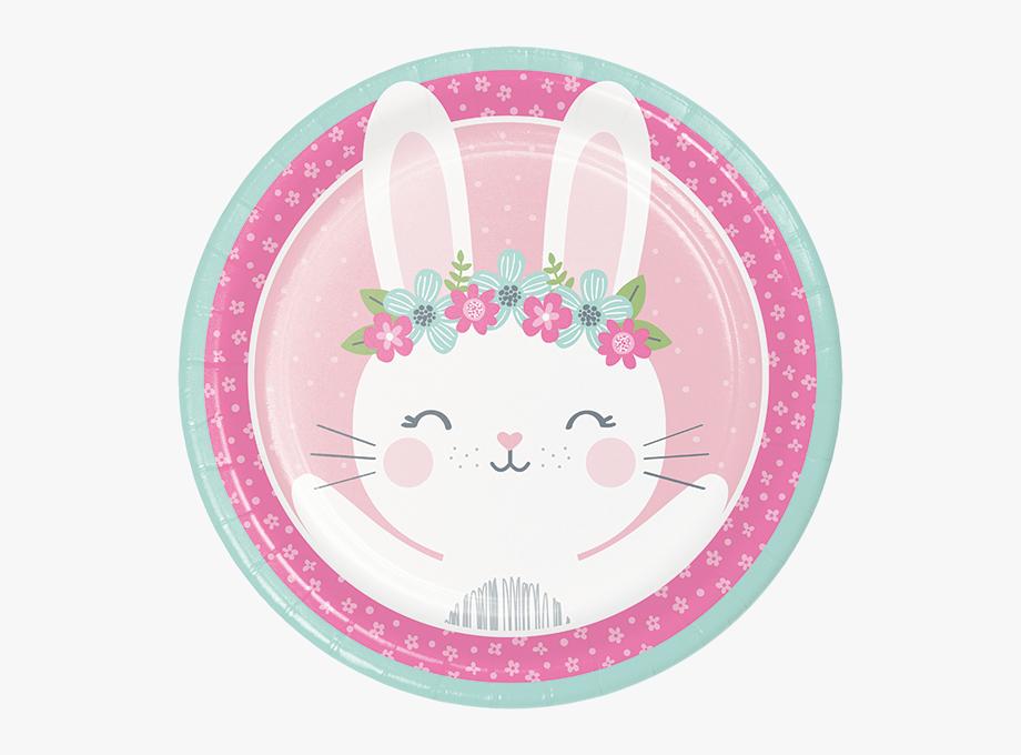 Bunny Dinner Plates.