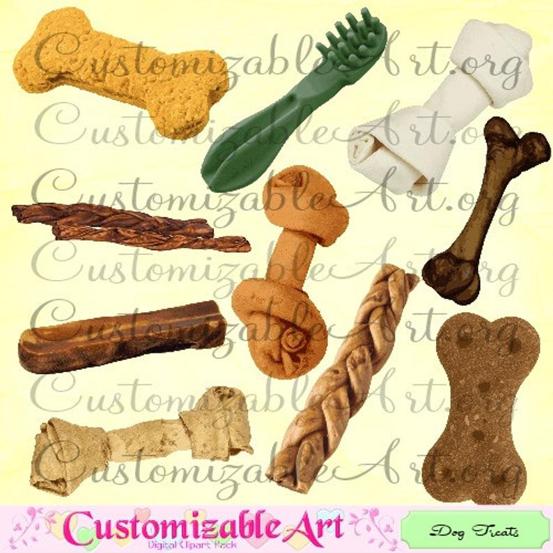 Dog Treats Clipart Digital Dog Treat Clip Art Treats Chews Puppy Play Food  Chewy Rawhide Bone Clipart Pet Treats Clipart Dog Biscuit Bacon.