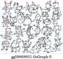 Doodle Clip Art.