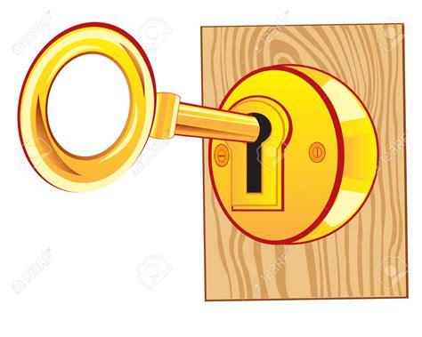 Lock And Key Clip Art.