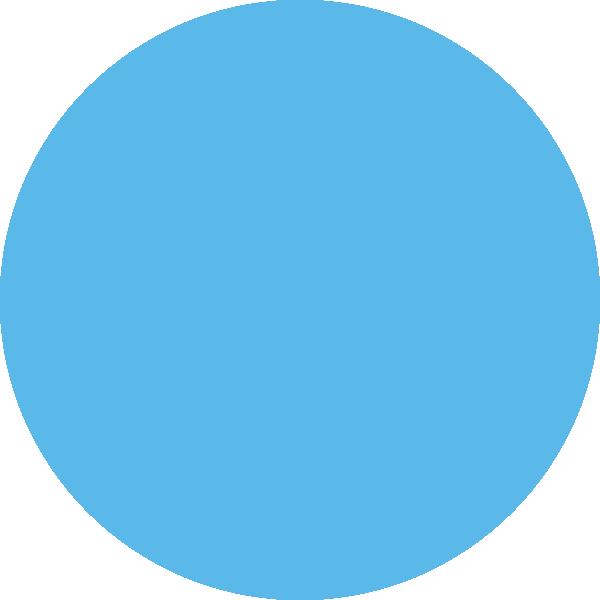 Blue Dot Clip Art At Clker Com Vector Online Royalty Cool Clipart.