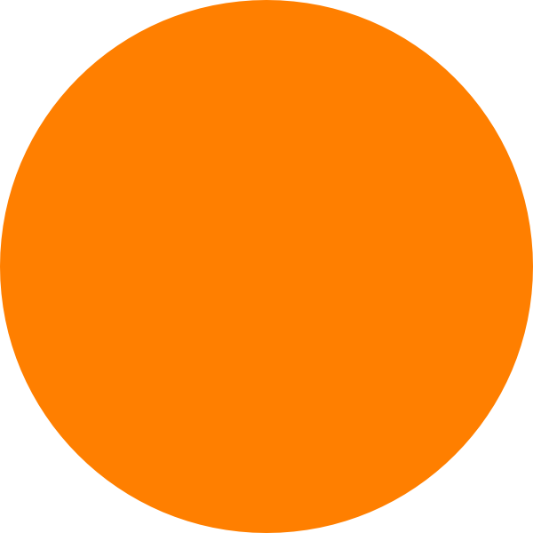 Orange Dot Clip Art at Clker.com.