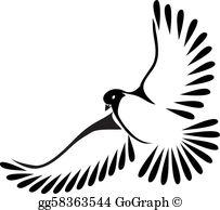 Dove Clip Art.