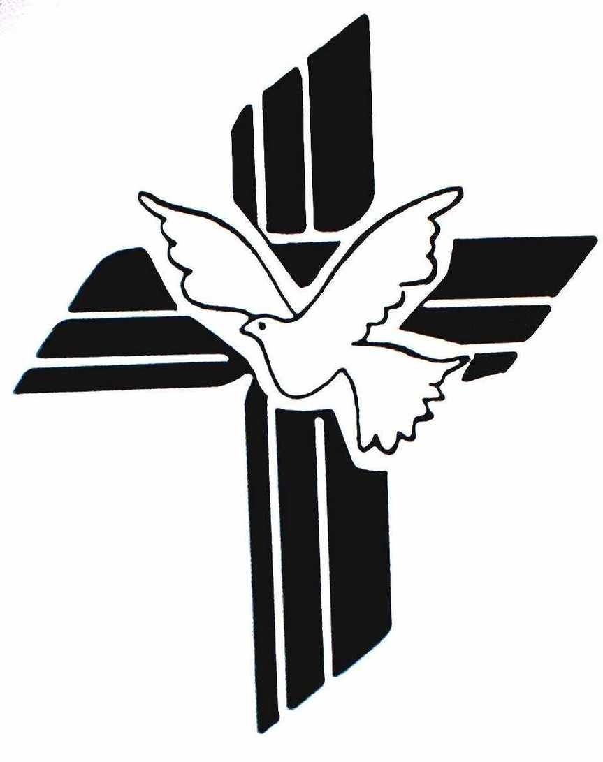 Showing post & media for Cross with dove cartoon.. Free clipart.