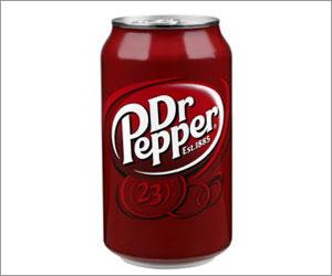 Dr pepper soda clipart.