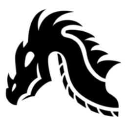 Dragon Head clipart.