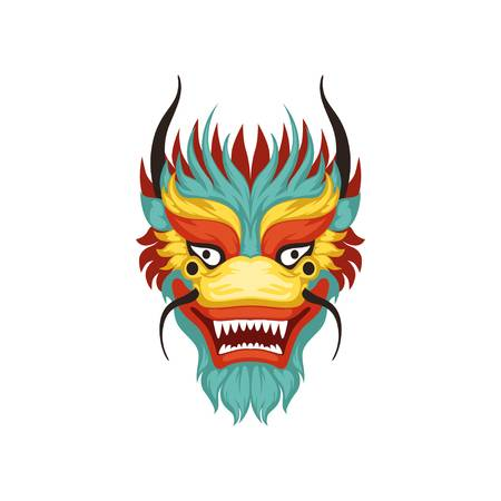 5,929 Dragon Head Cliparts, Stock Vector And Royalty Free Dragon.