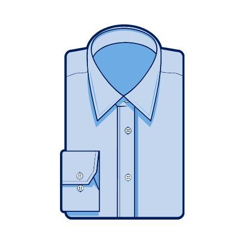 DRESS SHIRT C Clip Art.