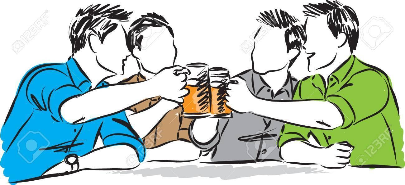 Man drinking beer clipart 7 » Clipart Portal.