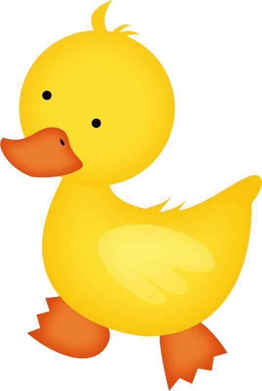 clip art duckies primary colors.
