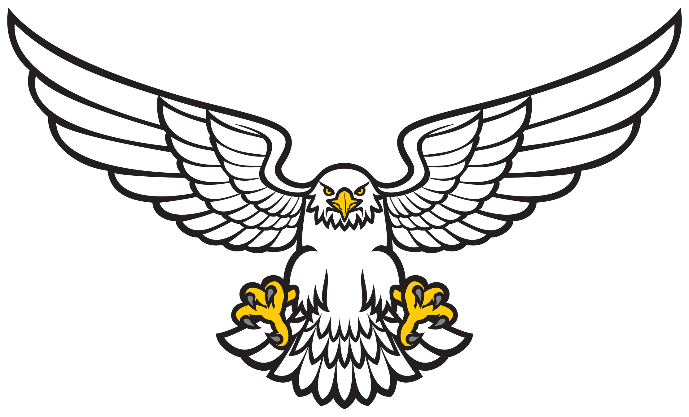Free Cliparts Eagle Drawing, Download Free Clip Art, Free Clip Art.