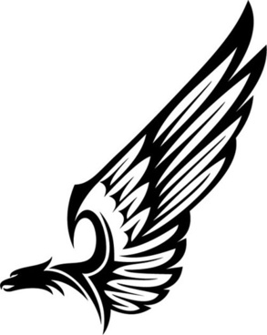 Eagle wings free vector download (1,437 Free vector) for commercial.
