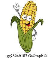 Ear Of Corn Clip Art.