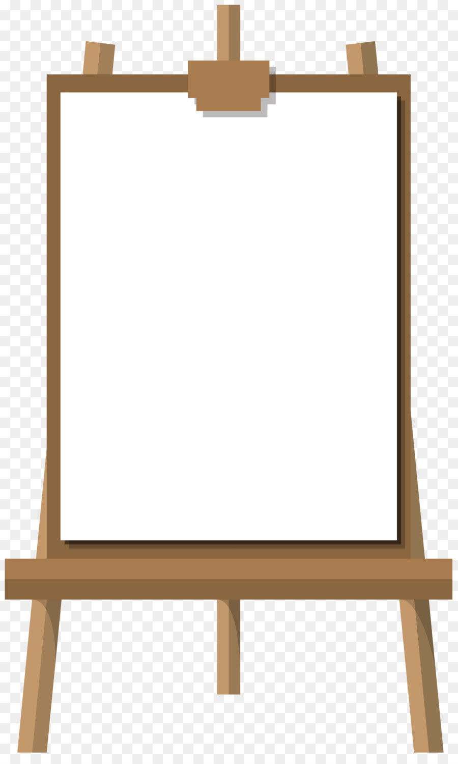Easel Clip Art (86+ images in Collection) Page 1.