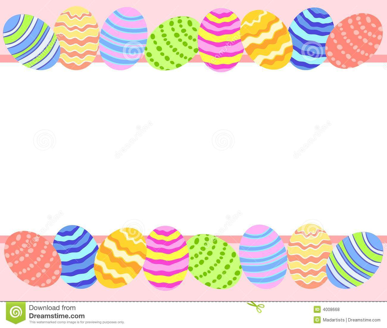 Free Easter Clip Art Borders.