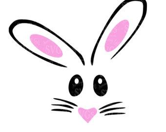 Easter Bunnies Clipart.