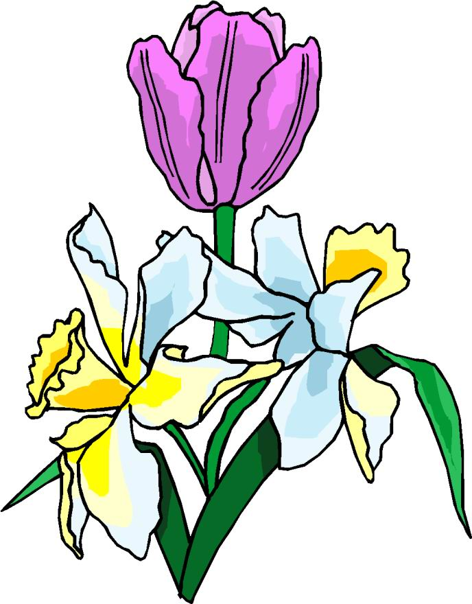 Free Easter Flowers Cliparts, Download Free Clip Art, Free Clip Art.