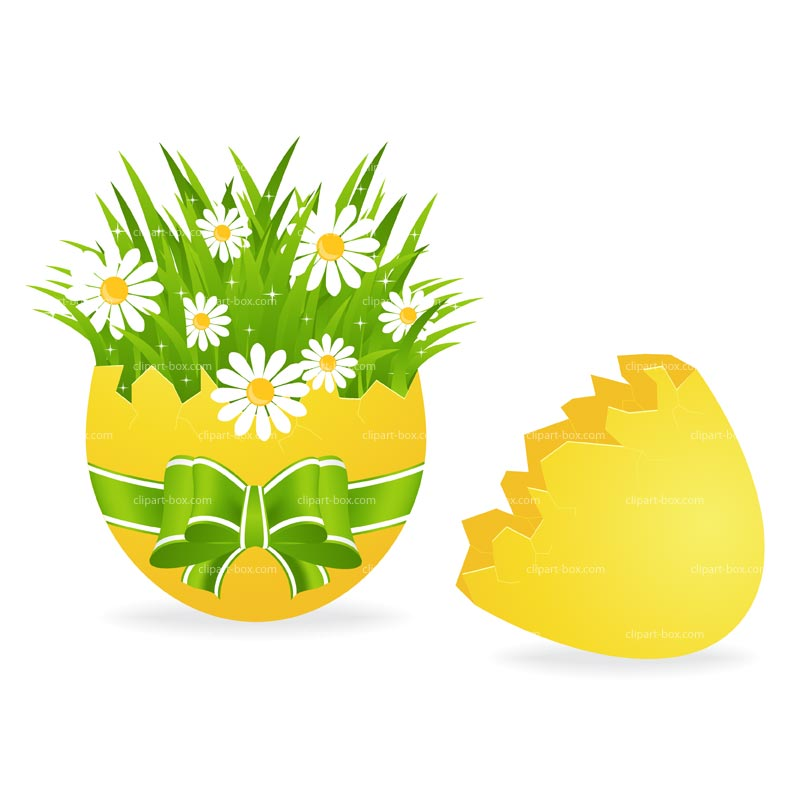 Free Clipart Easter Flowers.