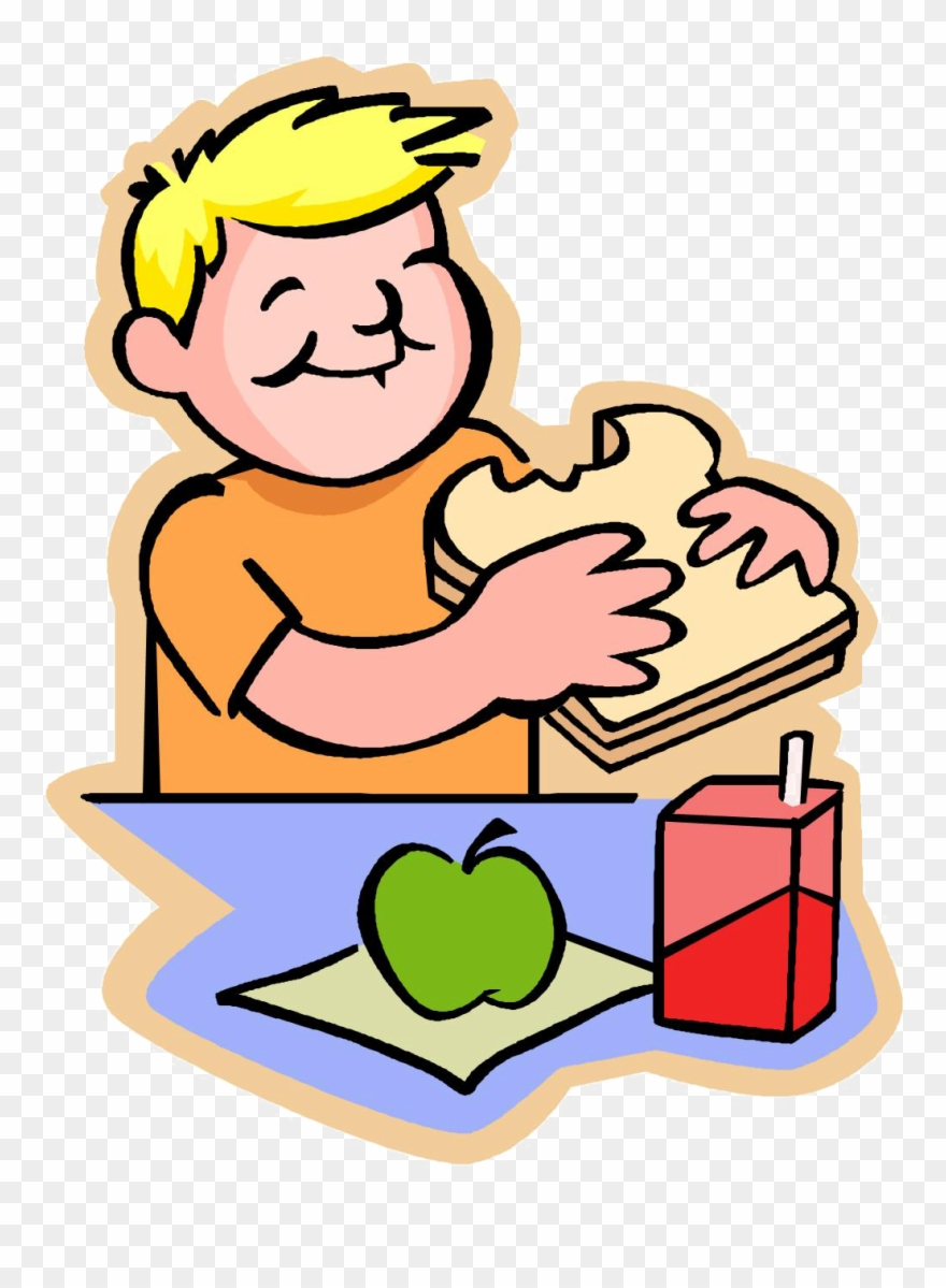 Lunch Clipart Snack.