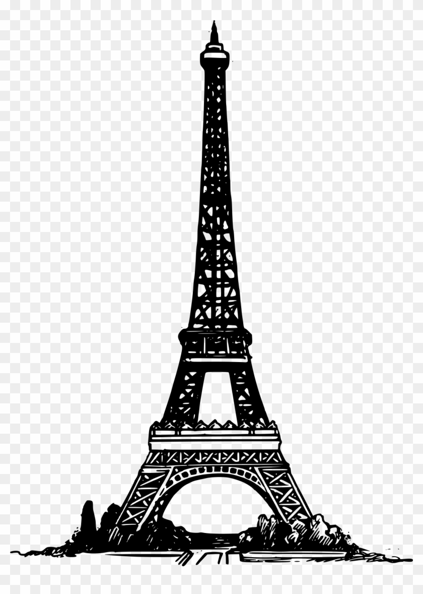 France, Eiffel Tower France Landmark Paris Tower E.