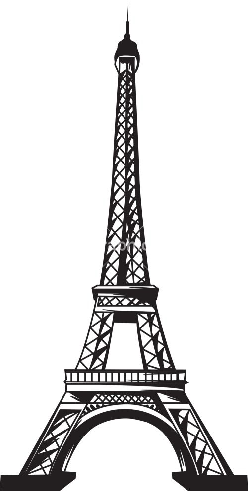 نتيجة بحث الصور عن eiffel tower clipart.