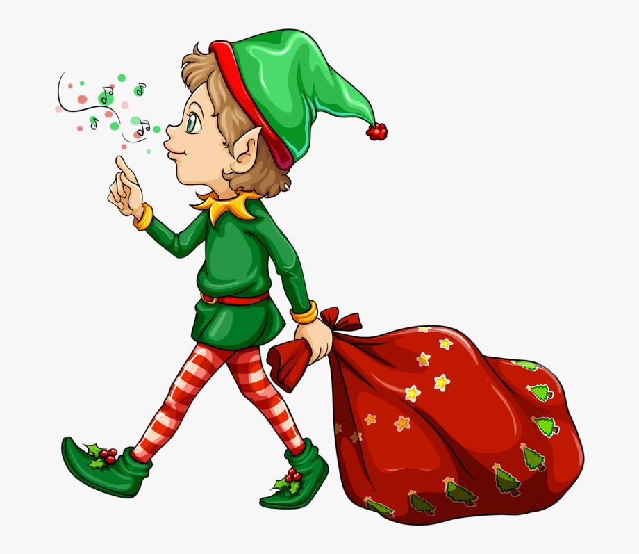 Elf Clipart Png.
