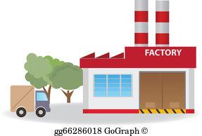 Factory Clip Art.