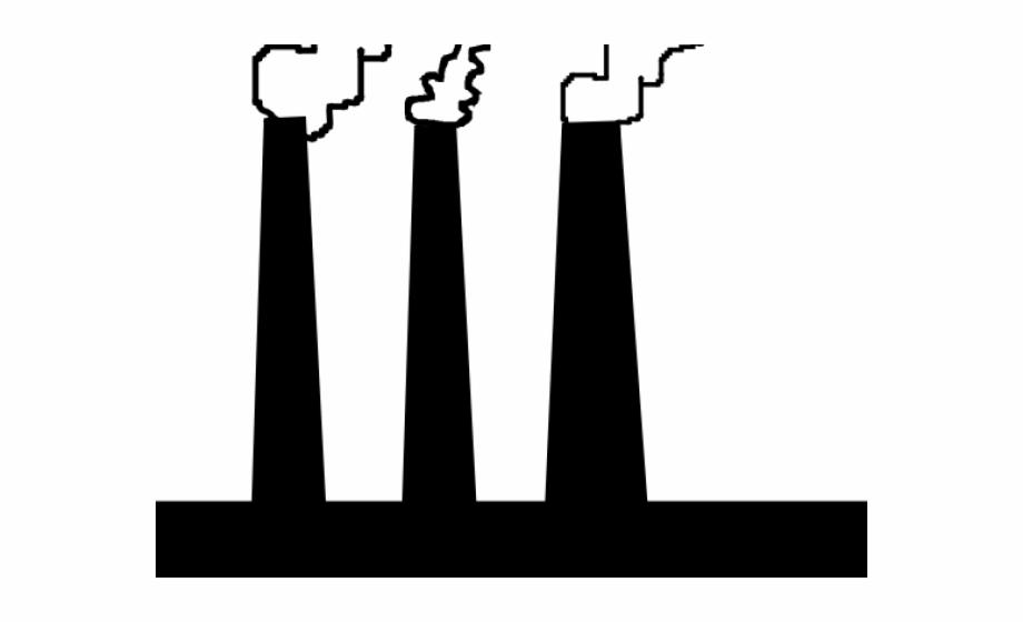 Factory Clipart Factory Smoke.