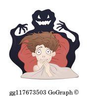 Fear Clip Art.