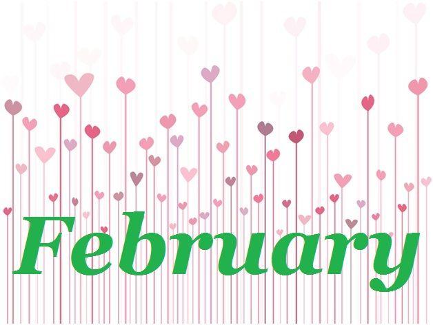 February Clipart Free.