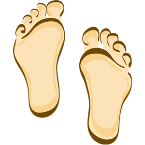 Feet 3 clipart, cliparts of Feet 3 free download (wmf, eps, emf, svg.