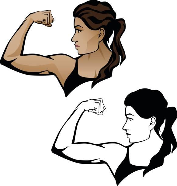 Best Woman Arm Illustrations, Royalty.