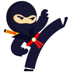 Fighting Ninja clipart, cliparts of Fighting Ninja free download.