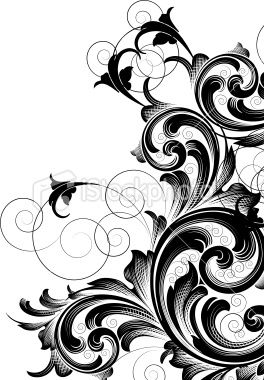 Filigree Clip Art & Filigree Clip Art Clip Art Images.