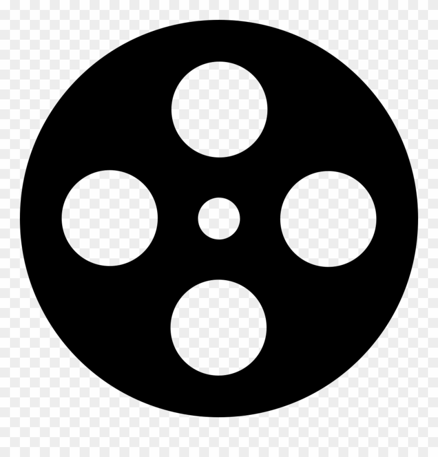Movie Reel Png.
