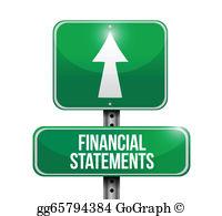 Financial Statements Clip Art.