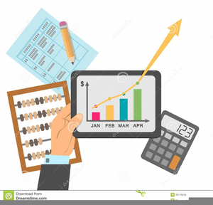 Clipart Of Financial Statement.