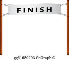 Finish Line Clip Art.