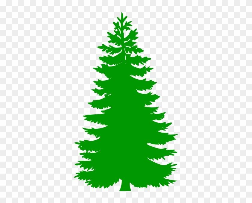 Fir tree clipart 4 » Clipart Portal.
